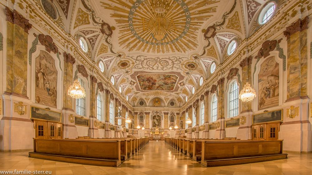 Obere Kirche / Bürgersaalkirche / München