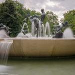 Joy of Life Fountain im Hyde Park in London