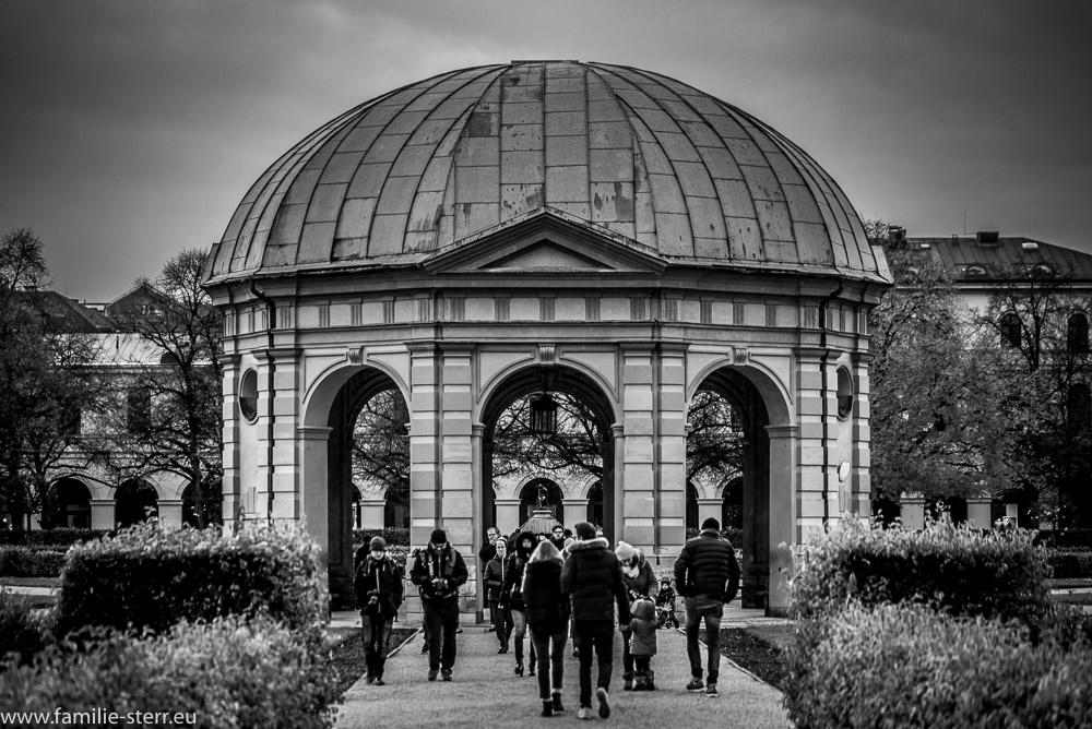 der Dianatempel im Hofgarten München