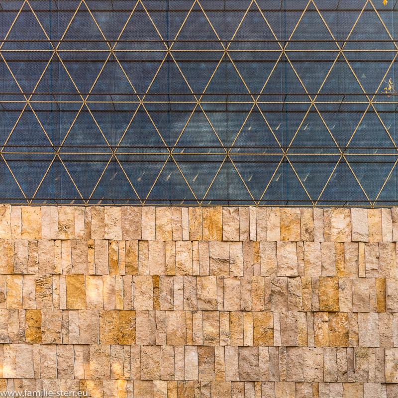 Fassade der Ohel Jakob Synagoge in München