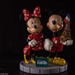Mickey und Minnie / Figur aus dem Disneyland Paris
