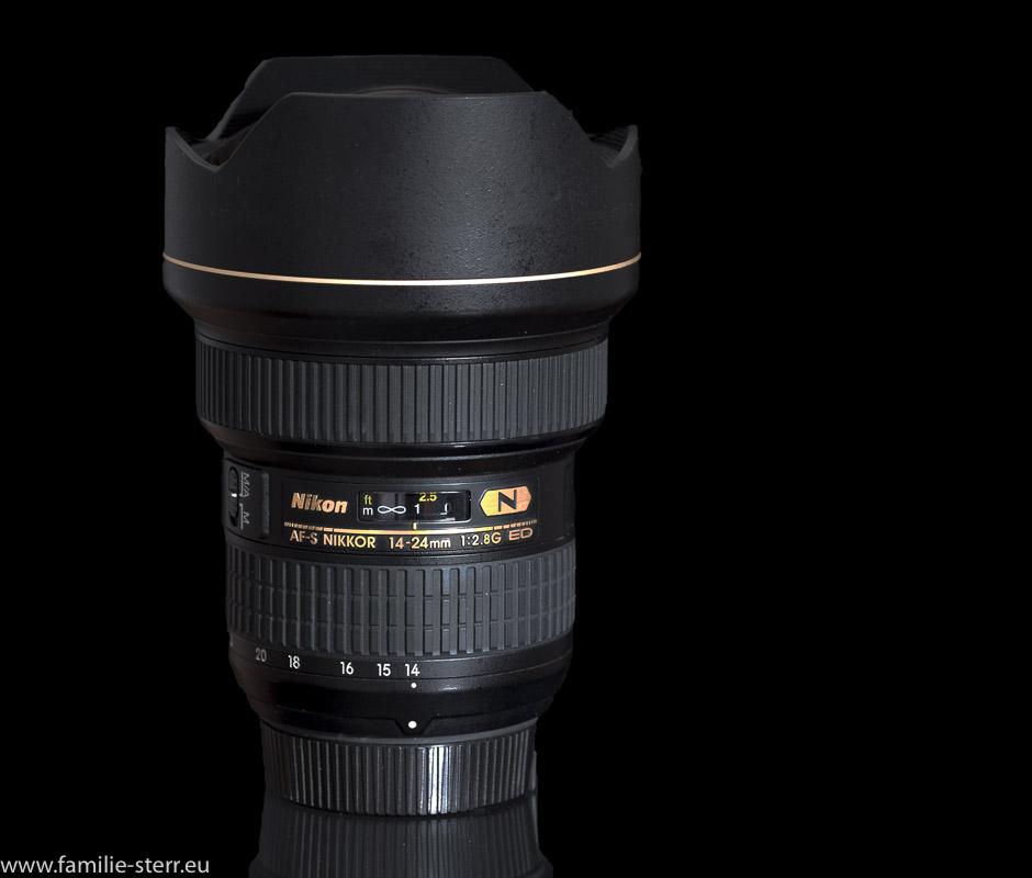 Nikkor AF-S 14-24mm 1:2,8G ED