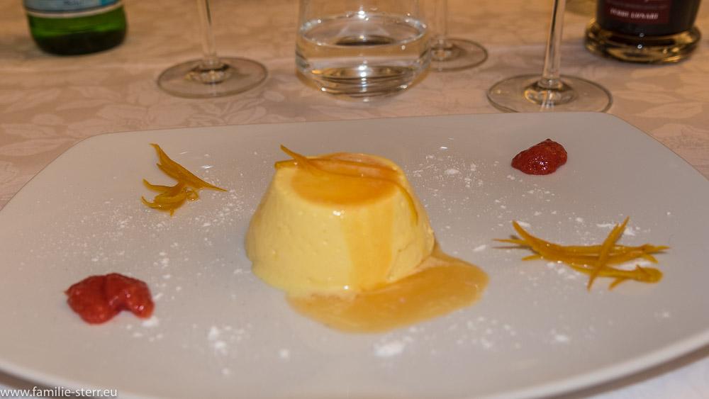 Dessert - Nachspeise: Bayerische Creme