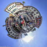 Sirmione als Little Planet