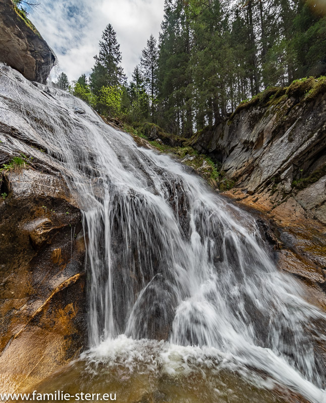 Stubach - Wasserfall bei Enzingerboden