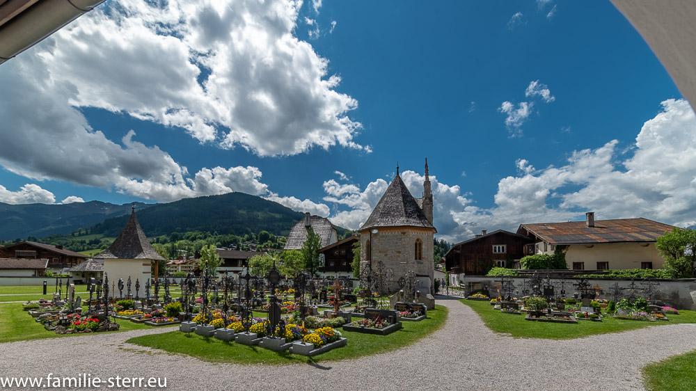 Friedhof Maria Alm