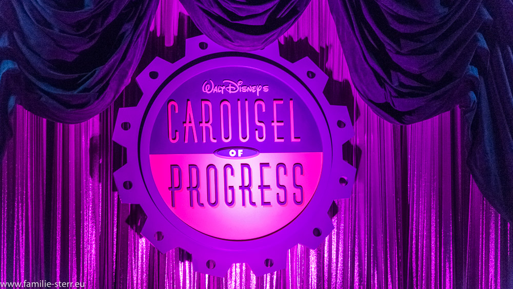 Logo im Carousel of Progress