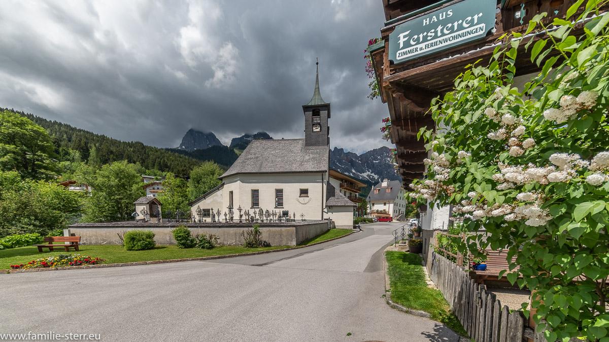 Dreifaltigkeitskirche Hinterthal