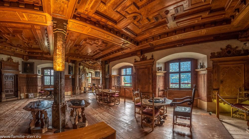 Königin - Zimmer im Schloss Tratzberg