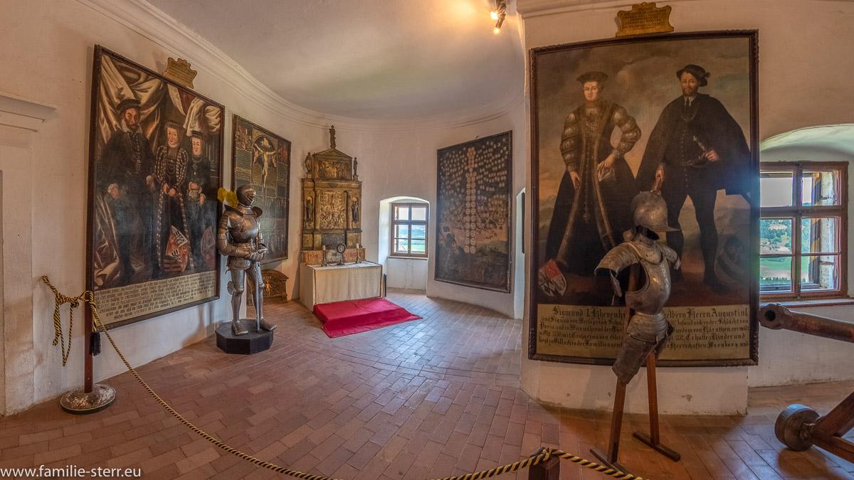 Museum / Burg Hochosterwitz