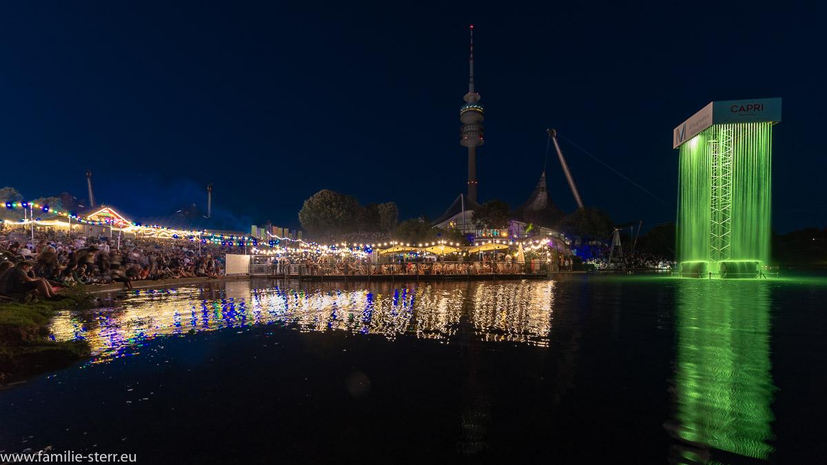 imPark Sommerfestival 2018 / Olympiapark München