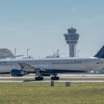 Delta Airlines Boeing B767 am Flughafen München