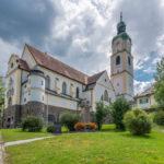 Kirche Johannes Nepomuk Bayerisch Eisenstein
