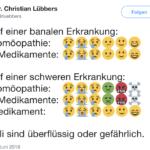 Homöopathie - Dr. Christian Lübbers