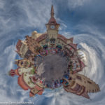 German Pavilion im EPCOT als Little Planet