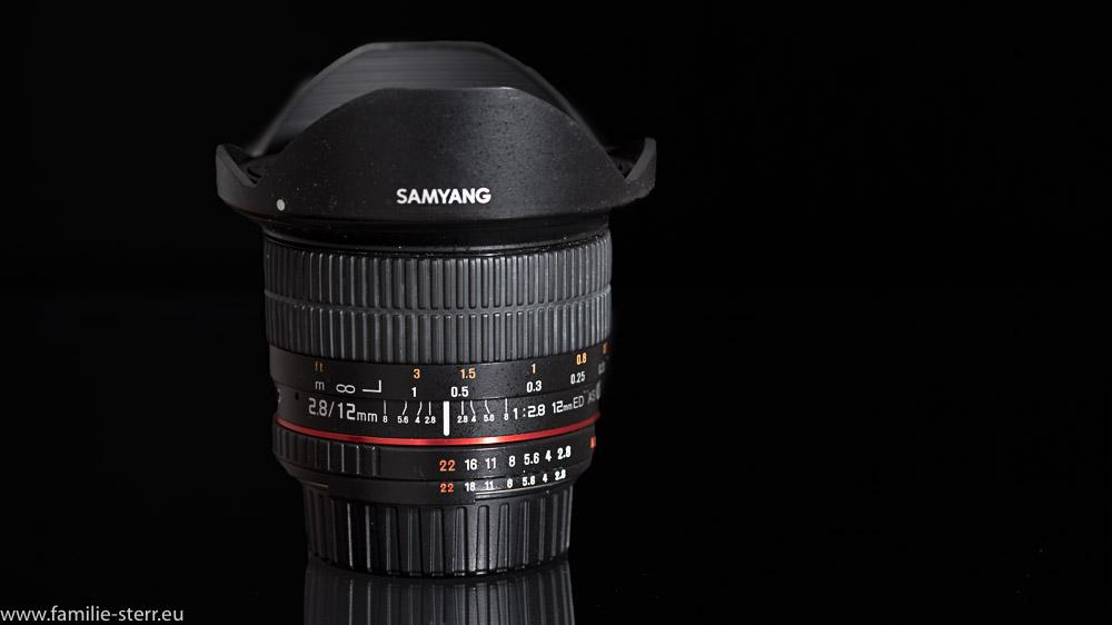 Samyang 12mm/f:2.8 Fisheye