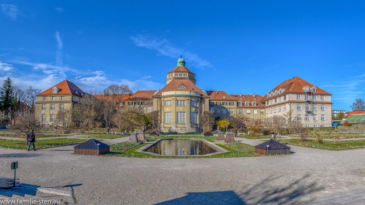 Botanisches Institut / Botanischer Garten München
