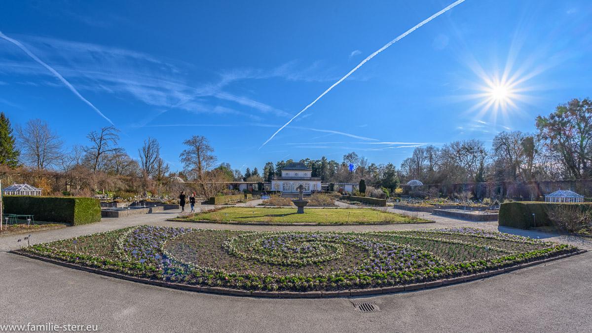 Cafe Rosengarten / Botanischer Garten München
