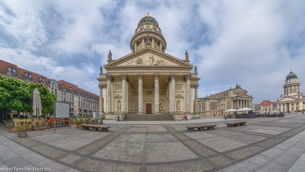 Deutscher Dom am Berliner Gendarmenmarkt