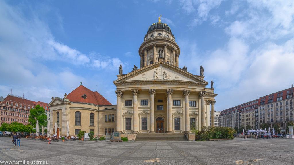Französischer Dom am Berliner Gendarmenmarkt