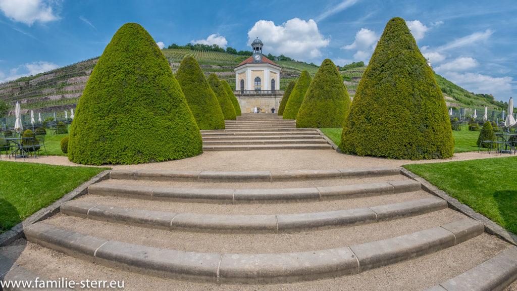 Schloss Wackerbarth / Radebeul - Belvedere