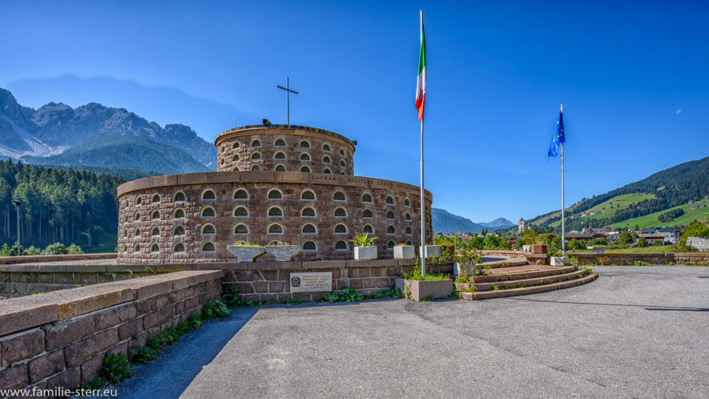 Beinhaus bei Innichen in Südtirol