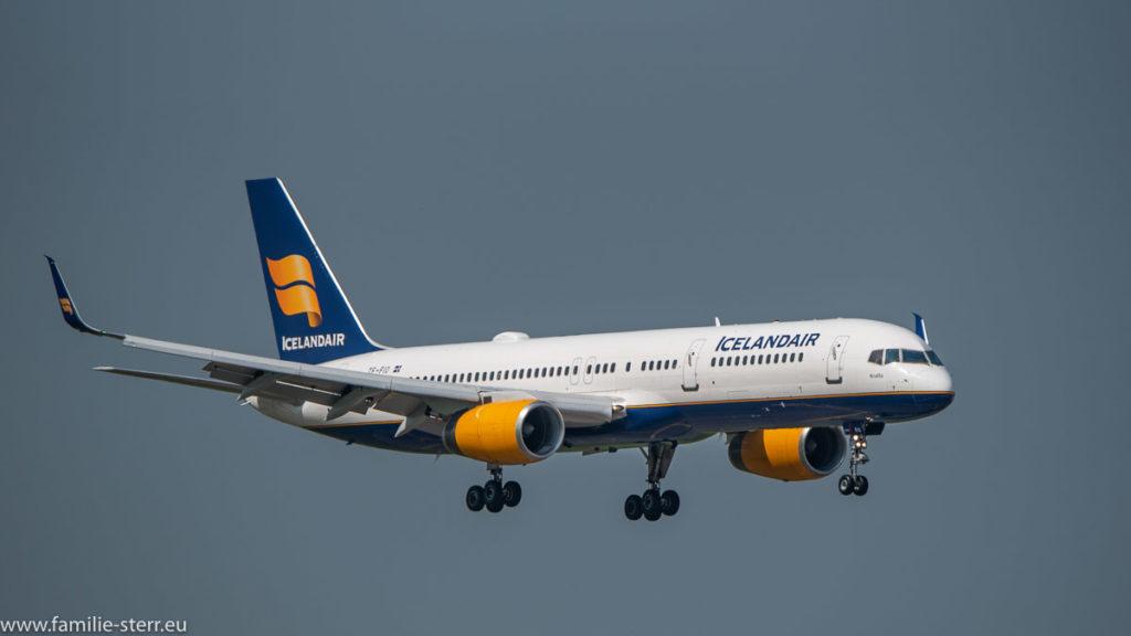Boeing B757-208(WL) Icelandair