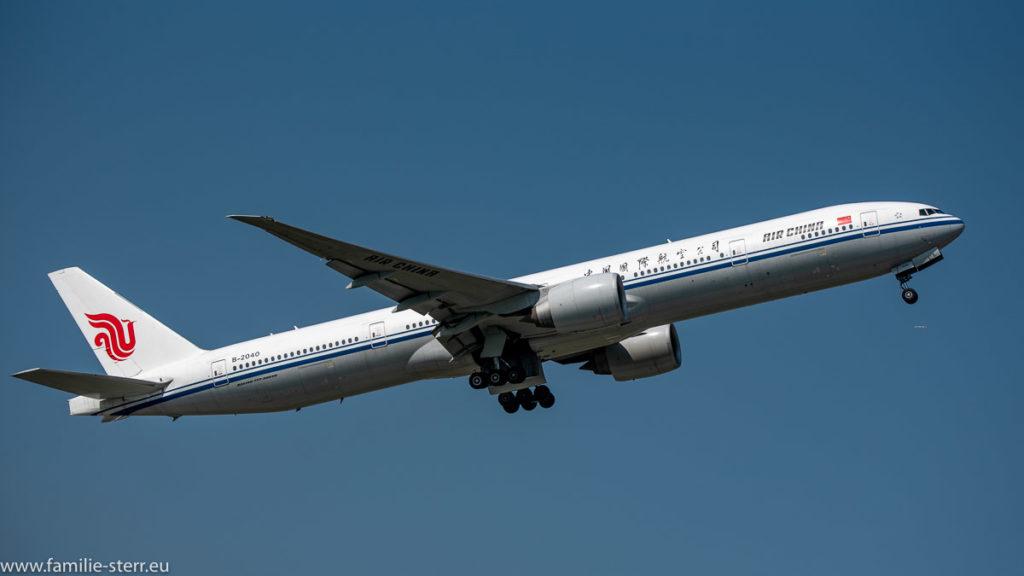 Boeing B777-39l(ER) Air China