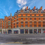 Fassade des Andaz Hotels Liverpool Street