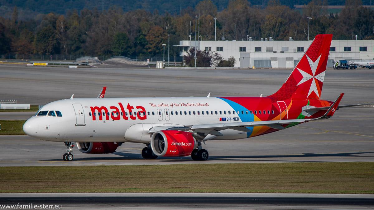 Airbus-A320-251N-Air-Malta 9H-NEB