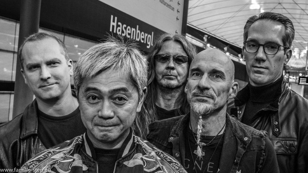 Rabbit Hill - Rpckgruppe aus München / Hasenbergl