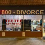 Anwaltskanzlei mit der Telefonnummer 1-800-DIVORCE in Chattanooga, Tennessee