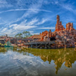 Big Thunder Mountain Railroad im Magic Kingdom / Disney World / Florida