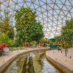 Gewächshaus in Living with the Land, EPCOT Center, Disney World, Florida