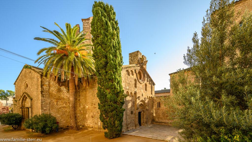Sant Pau del Camp Barcelona / Aussenansicht
