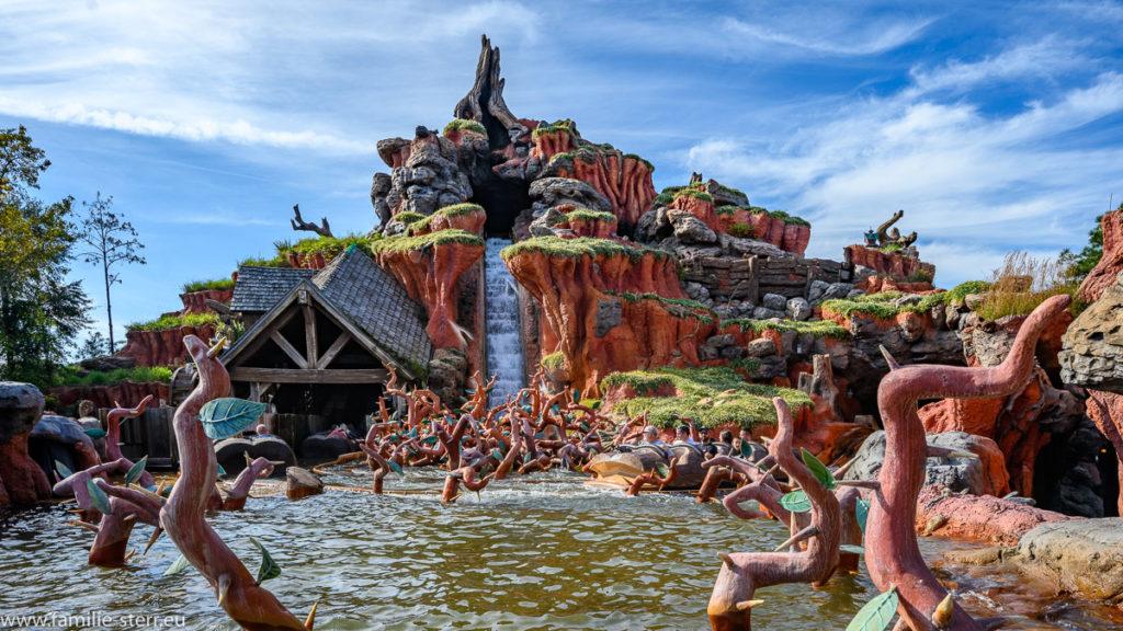 Splash Mountain / Walt Disney World