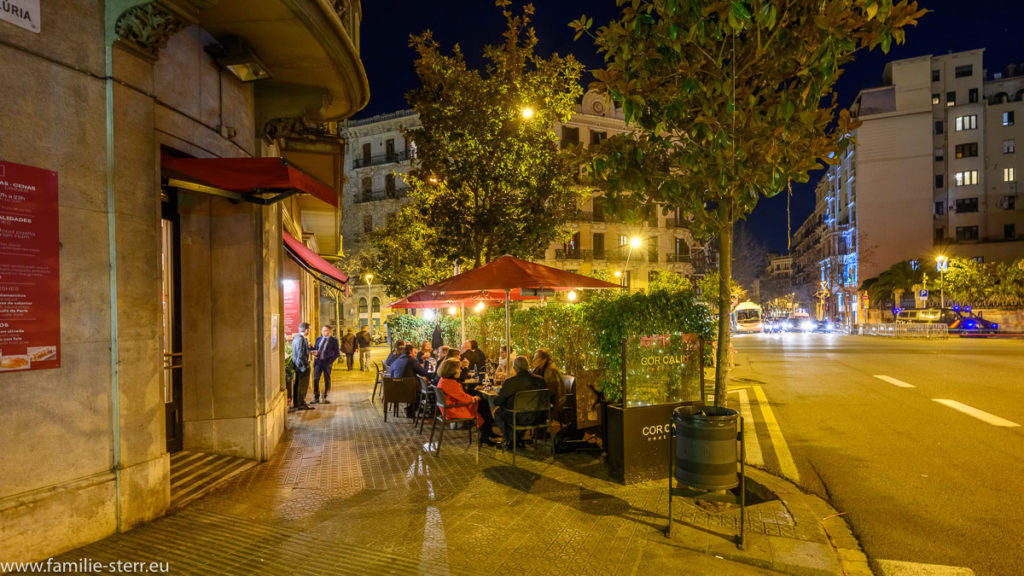 Tapas Bar Cor Caliu in Barcelona