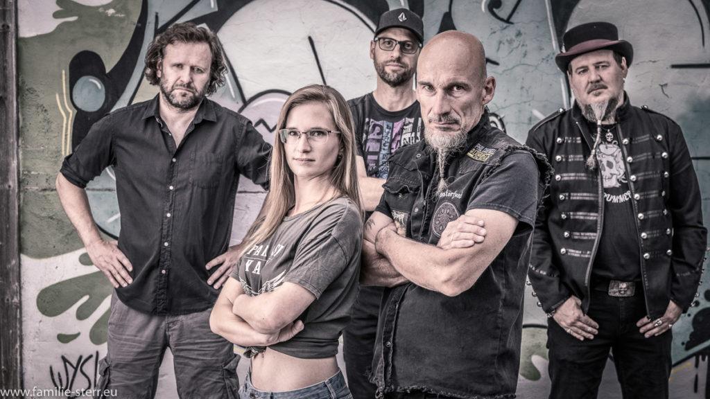 die Band Fumonial aus Landshut