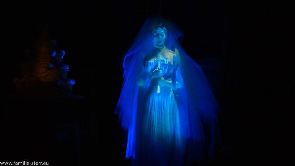 fröhlicher Geist in der Haunted Mansion, Disney World, Florida