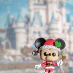 Funko Pop - Mickey Mouse vor dem Cinderella-Schloss im Walt Disney World in Florida