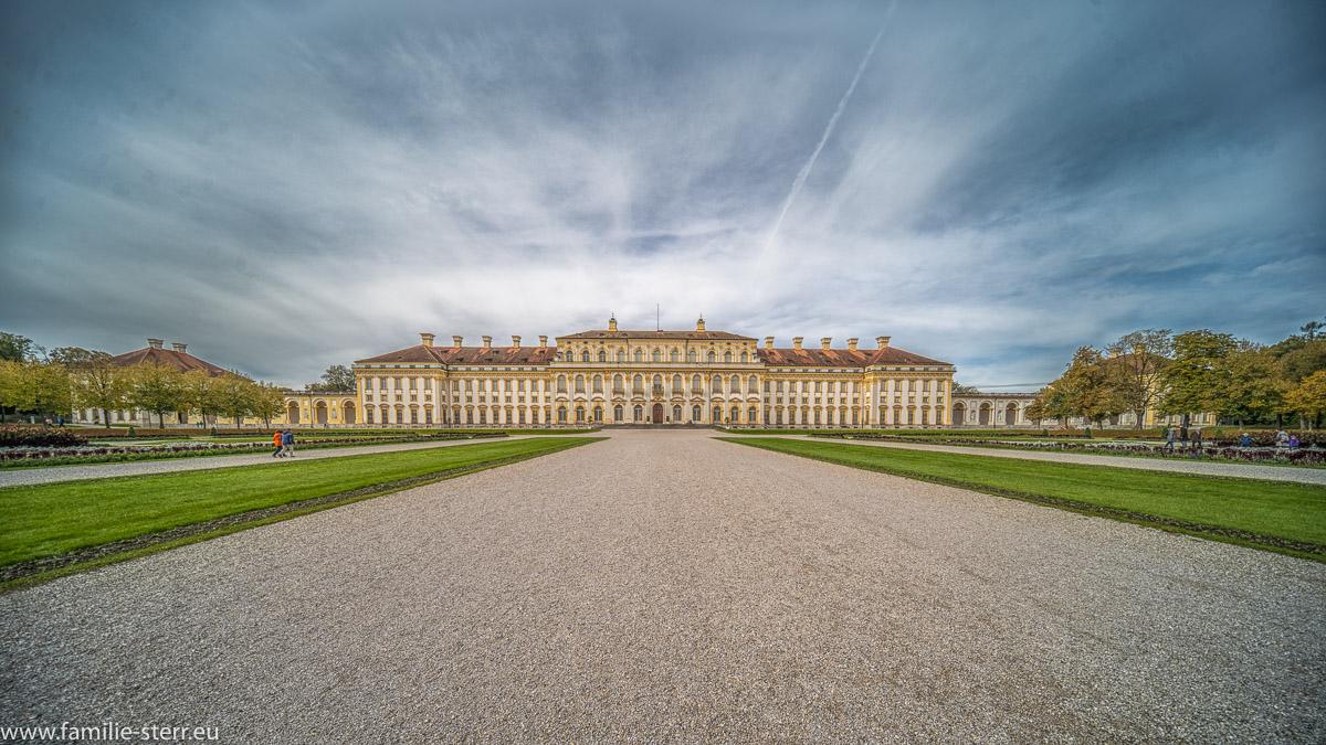 Schloss Schleissheim - Ostfassade
