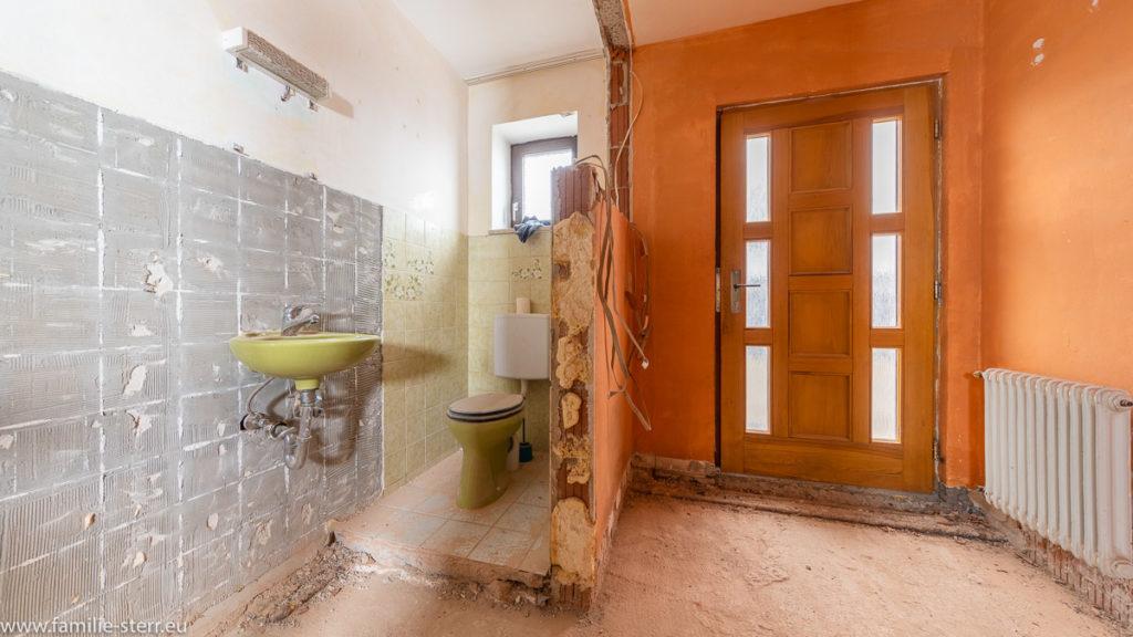 Room with a View - Klo mit Aussicht