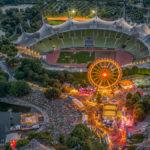 imPark Sommerfestival vor dem Olympiastadion