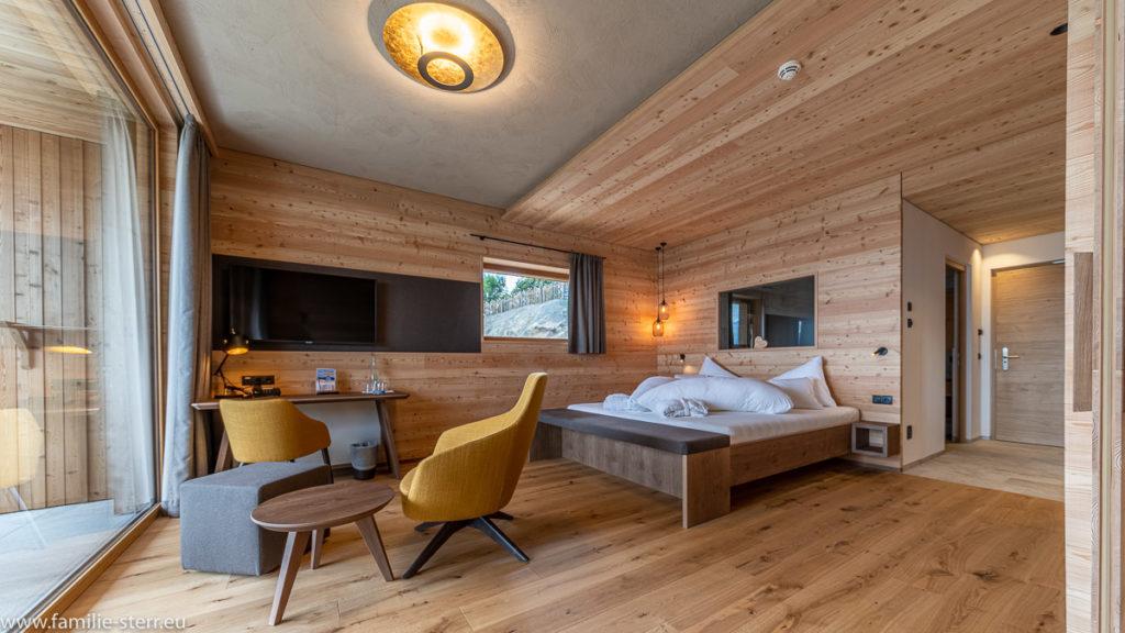 "Zimmer 525 ""Alba Abies"", Tratterhof, Meransen, Südtirol"