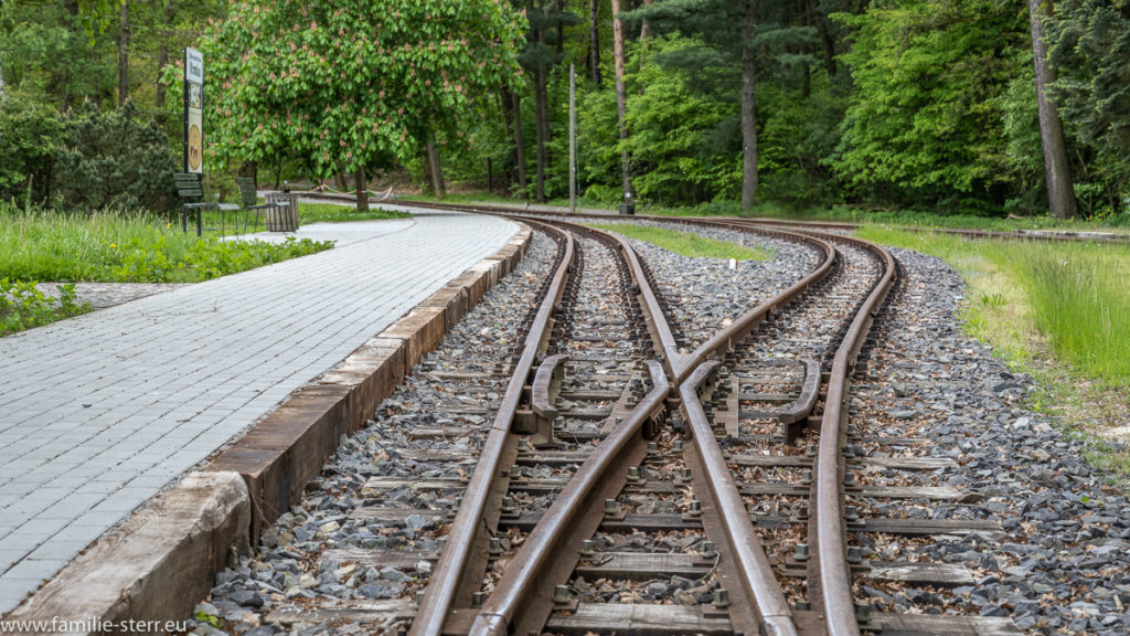 Schmalspurbahn Waldeisenbahn Muskau