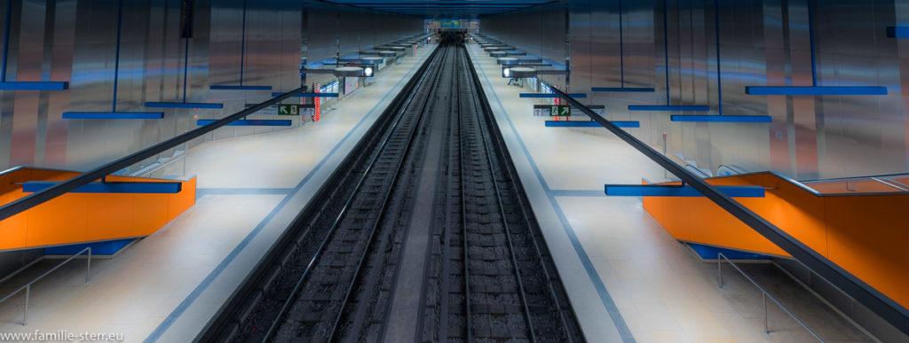 U-Bahnhof München Olympia - Einkaufszentrum